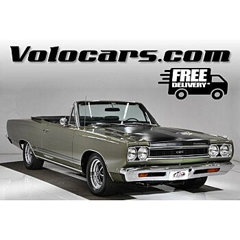 1968 Plymouth GTX for sale 101362302