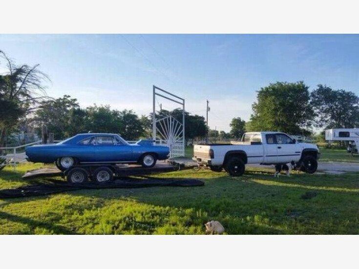 1968 Plymouth Roadrunner for sale 100926587