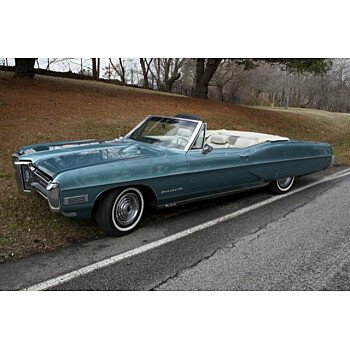 1968 Pontiac Bonneville for sale 100725042