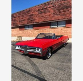 1968 Pontiac Bonneville for sale 101051865