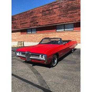 1968 Pontiac Bonneville Convertible for sale 101051865