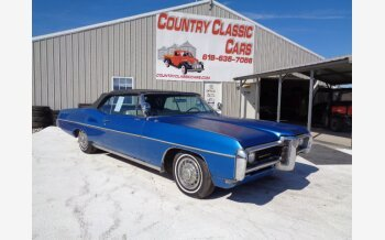 1968 Pontiac Bonneville for sale 101298756
