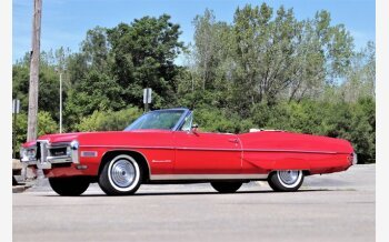 1968 Pontiac Bonneville Convertible for sale 101375831