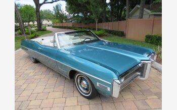 1968 Pontiac Bonneville for sale 101519697