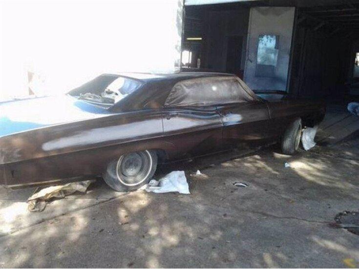 1968 Pontiac Bonneville for sale 101573429