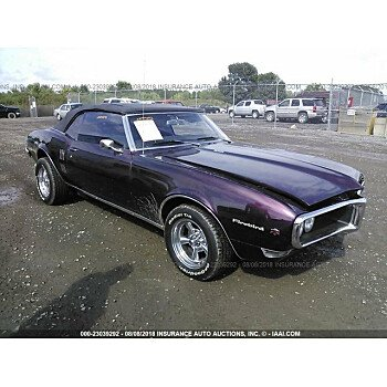 1968 Pontiac Firebird for sale 101102365