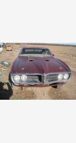 1968 Pontiac Firebird for sale 100863687