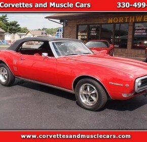 1968 Pontiac Firebird for sale 101016817