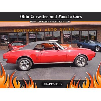1968 Pontiac Firebird Convertible for sale 101017175