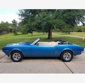 1968 Pontiac Firebird for sale 101038997