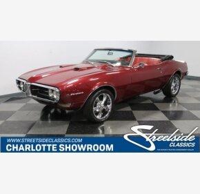 1968 Pontiac Firebird for sale 101063128