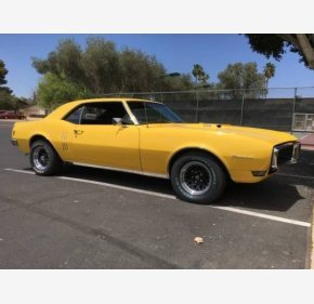 1968 Pontiac Firebird for sale 101069087