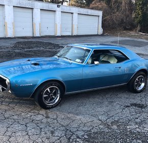 1968 Pontiac Firebird Coupe for sale 101087222