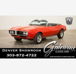 1968 Pontiac Firebird for sale 101118462