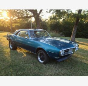1968 Pontiac Firebird for sale 101182909