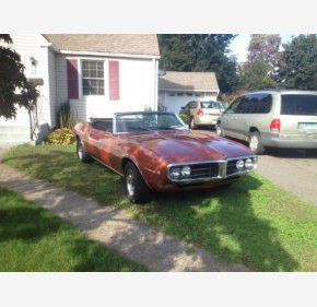 1968 Pontiac Firebird Convertible for sale 101187750
