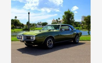1968 Pontiac Firebird for sale 101194760