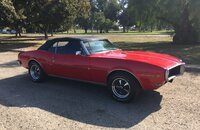1968 Pontiac Firebird Convertible for sale 101210914