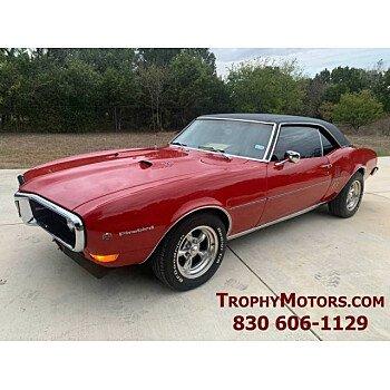 1968 Pontiac Firebird for sale 101225132