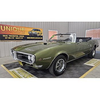 1968 Pontiac Firebird for sale 101232841
