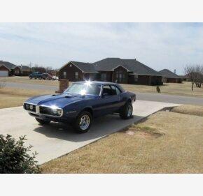 1968 Pontiac Firebird for sale 101234088