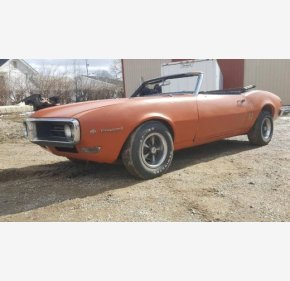 1968 Pontiac Firebird for sale 101322317