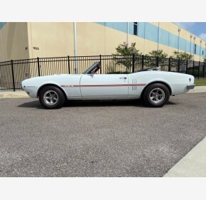 1968 Pontiac Firebird for sale 101345996