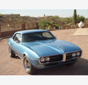 1968 Pontiac Firebird for sale 101357324