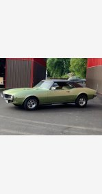 1968 Pontiac Firebird for sale 101368723