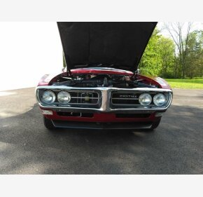 1968 Pontiac Firebird Convertible for sale 101372969