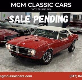 1968 Pontiac Firebird for sale 101399301