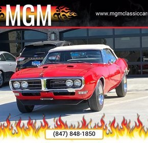 1968 Pontiac Firebird for sale 101399301