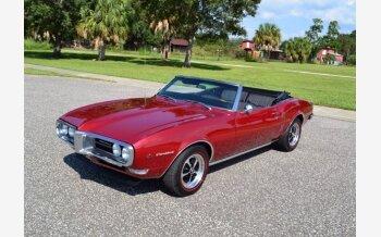 1968 Pontiac Firebird Convertible for sale 101405612