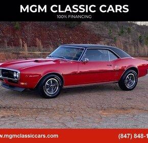 1968 Pontiac Firebird for sale 101431526