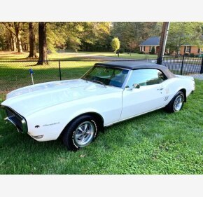 1968 Pontiac Firebird for sale 101438212