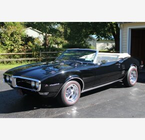 1968 Pontiac Firebird Convertible for sale 100988510
