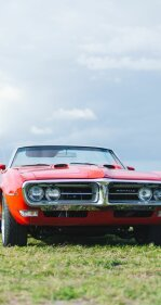 1968 Pontiac Firebird Convertible for sale 100991142