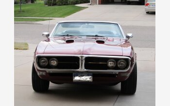 1968 Pontiac Firebird Convertible for sale 101067298
