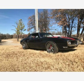 1968 Pontiac Firebird Convertible for sale 101130300