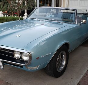 1968 Pontiac Firebird Convertible for sale 101181527