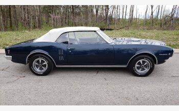 1968 Pontiac Firebird Convertible for sale 101188622