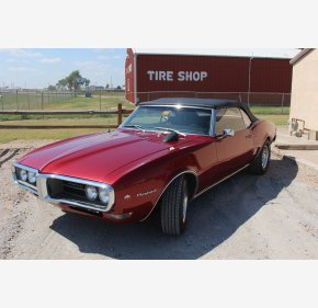 1968 Pontiac Firebird Convertible for sale 101194888