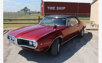 1968 Pontiac Firebird Convertible for sale 101194888