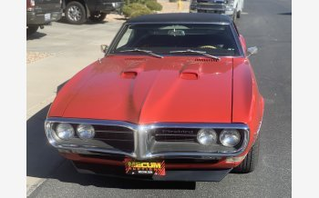 1968 Pontiac Firebird Coupe for sale 101467641