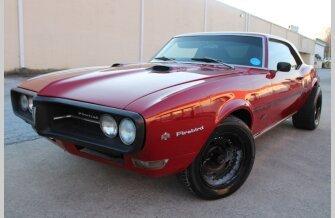 1968 Pontiac Firebird Formula for sale 101471254