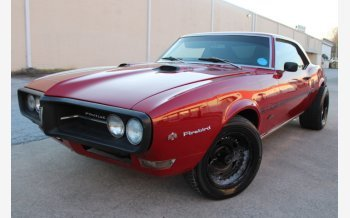 1968 Pontiac Firebird Formula for sale 101471254