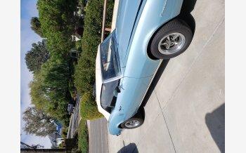 1968 Pontiac Firebird Convertible for sale 101611209