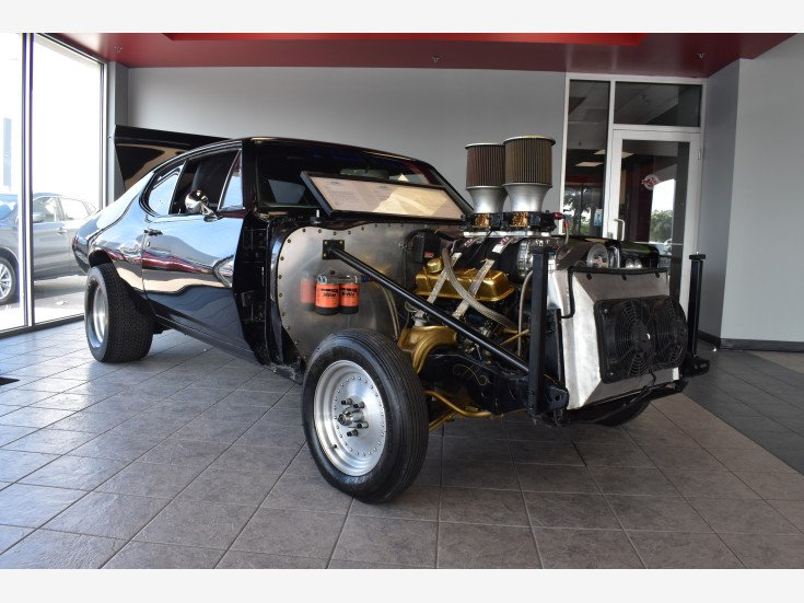 1968 Pontiac GTO for sale 101182371
