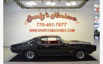 1968 Pontiac GTO for sale 101389435