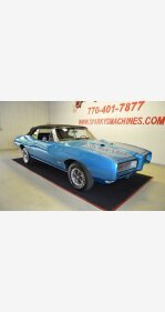 1968 Pontiac GTO for sale 101404263